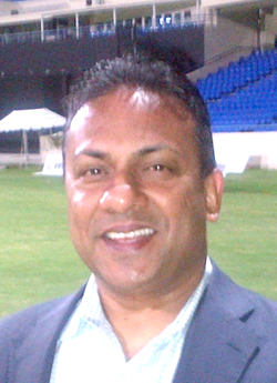 Roy Singh chairman and chief executive of Canadian Premier League T20.