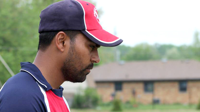 USA skipper Muhammad Asad Ghous talks about his cricket journey. Ali Ibrahim Photography