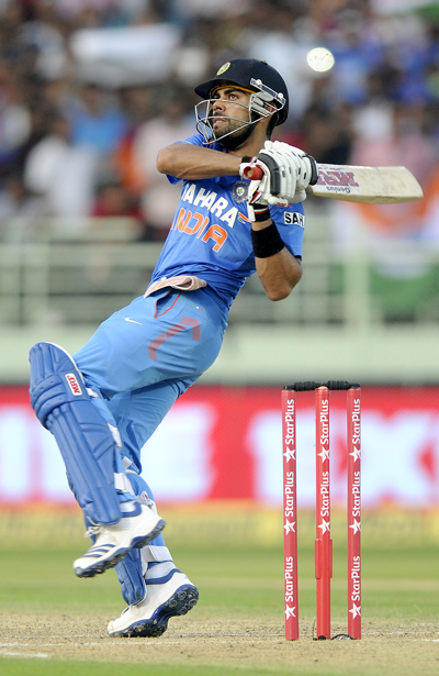India Knocks West Indies Off The Perch To Become Number One