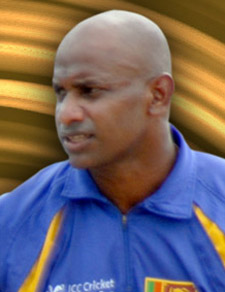 Former Sri Lankan skipper Sanath Jayasuriya will be on display on the US Open in December. Photo by Shiek Mohamed