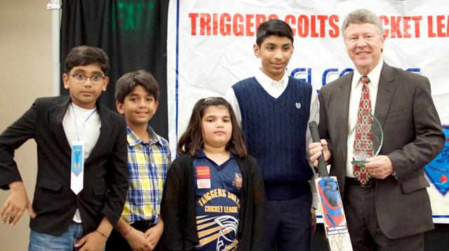 Triggers-Cricket-Colts-League-banquet