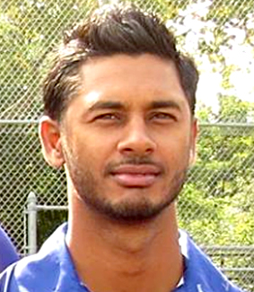 Hemendra Ramdihal led the rearguard action by LSC batting with 33 runs and returned to pick up 2 wickets.