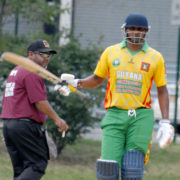 Guyana Ties With Pakistan, After Win Over Bangladesh