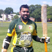 Sharaz Baksh's 121 Knock In Vain Against Challengers
