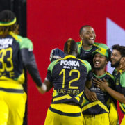 Tallawahs Beat Tridents To Qualify For Knockout Stage