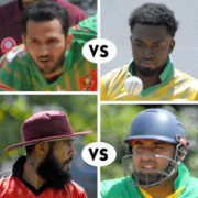 Live Scorecard: Guyana Faces Bangladesh And Pakistan Takes On Trinidad & Tobago