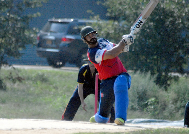 National USA player Syed Abdullah will represent Pak America.