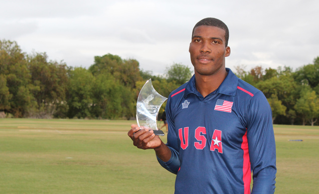 timroy allen, usa cricketer timroy allen, usa player timroy allen