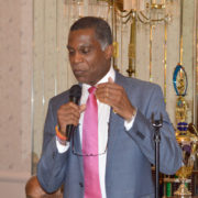 Atlantis Honors Michael Holding at 50th Gala Dinner