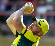 Aaron Finch To Lead Australia Against Sri Lanka