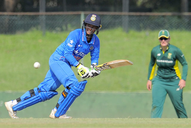 Deepti Sharma, ICC Women's World Cup Qualifier 2017