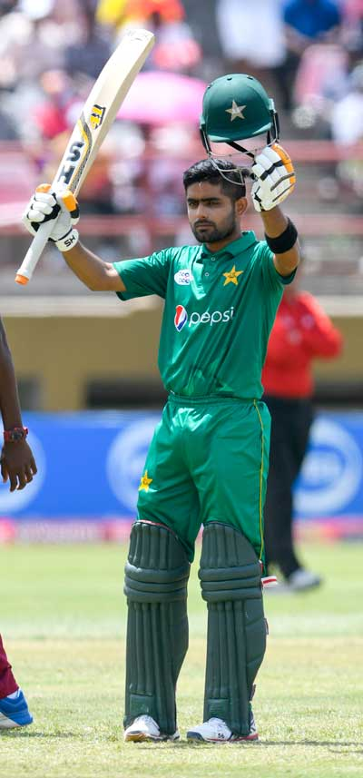 Pakistan Level Series With 74-Run Win