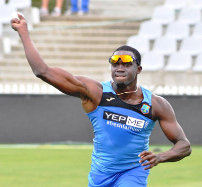 Fast Bowler Jerome Taylor Comes Out Of Retirement