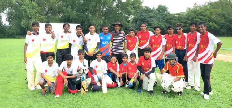QUCA Set For 2017 Spring And Summer Cricket Programs