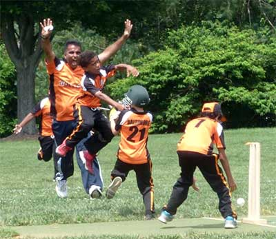Cole Johnson Stars In Bowie's Three-Peat At Maryland's 11U State Cricket Champions