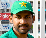 Sarfraz Ahmed Named Captain Of Champions Trophy Team