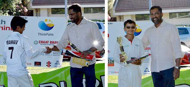 California Cricket Academy and Houston's TCCL Clinch Second CCF Titles