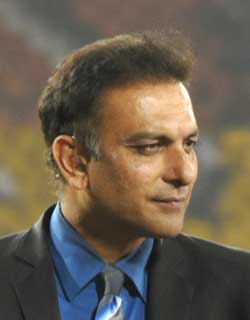Ravi Shastri Appointed Head Coach