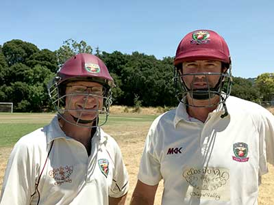 Trio Of Matches See Napa Valley Cricket Club To Halfway Stage In 2017 Season