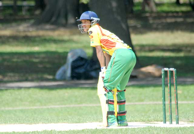 Akshay Homraj, usa cricket, eastern american cricket association, new york cricket, galaxy cricket club