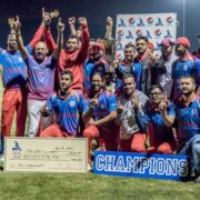 Chicago United Wins 2017 BPL Pepsi Bash T20