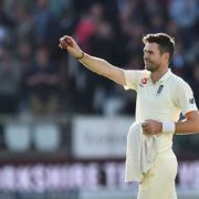 James Anderson Claims Top Spot In Test Rankings