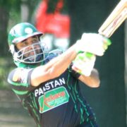 Shahid Shahzad Brilliant 148 Propelled Everest Masters Into The Final