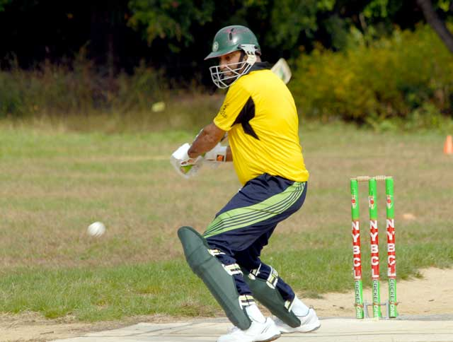 New York Masters Cricket League: Shahid Shahzad The Hero In Thrilling Everest Win