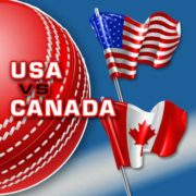 Live Scorecard Of Game 3 Between USA vs Canada