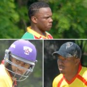 Live Scorecard of Guyana Inter-County Tournament