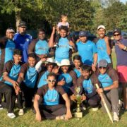 Knights Are 2017 T20 Champions of Capital District of NY