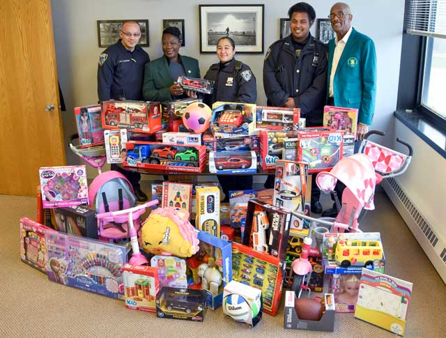 Atlantis Cricket Toy Drive