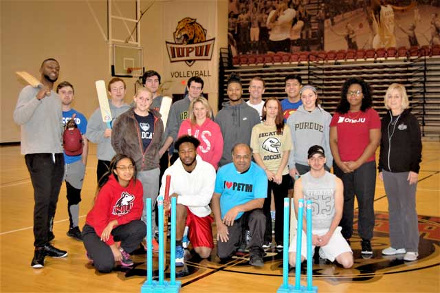 Indiana University cricket