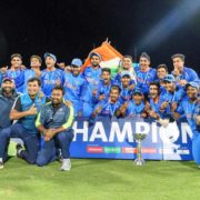 India Captures Fourth CWC Under-19 Title After Beating Australia