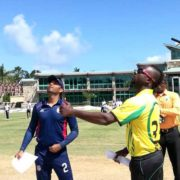 USA Batting Woes Continue As They Fall To Jamaica