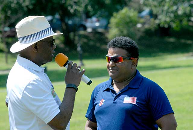 An Interview With USA Cricket Club Director Candidate John Aaron