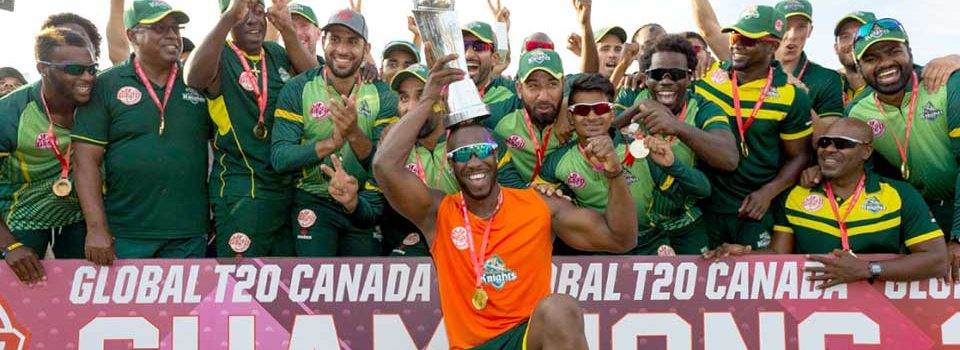 Saad Bin Zafar Spurs Vancouver Knights To Championship Win