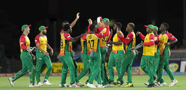 Keith Semple Backs Guyana Amazon Warriors To Do Well In CPL This Year