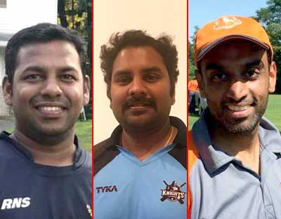 Capital District Cricket Association Weekly Round-up