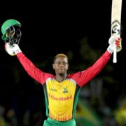 Warriors Victorious As Shimron Hetmyer Hit Third Fastest Ton In CPL