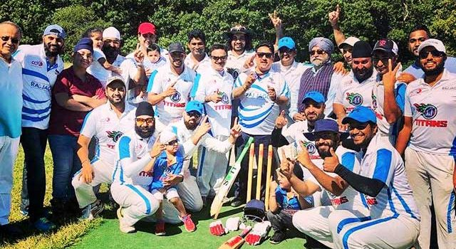 Titans Snatch Championship Title from Jaws of Lions