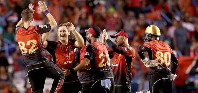 Trinbago Knight Riders To Meet Guyana Amazon Warriors In Final