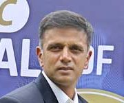 Rahul Dravid Inducted Into ICC Cricket Hall Of Fame