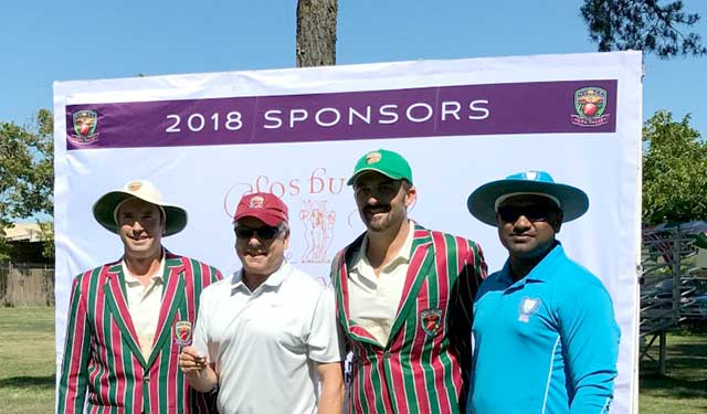 Napa Valley Cricket Club Ends 2018 Season With Expanded Membership And More Match Days