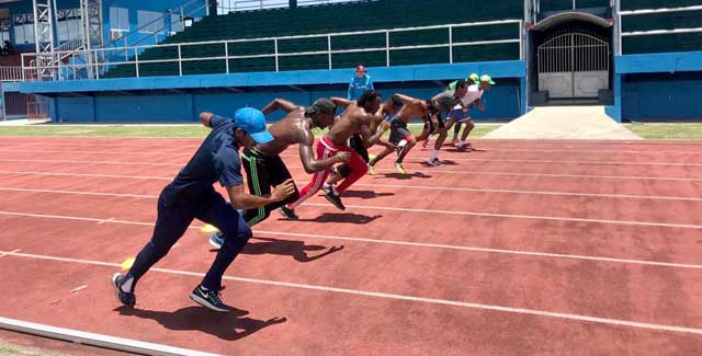 CWI Sets New Benchmark For West Indies Men's Fitness