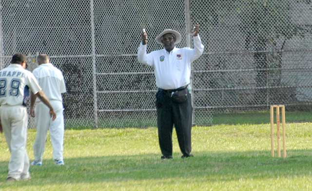 A Tribute To Umpire Carl Patrick