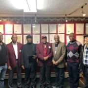 Cricket Hall Of Famers Visit To The Shrine