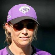 Former Aussie Wicketkeeper Named As USA Women's Coach