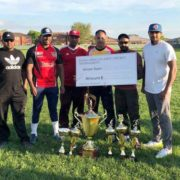 Excitement Galore At Dassie Six-A-Side Softball Saturday