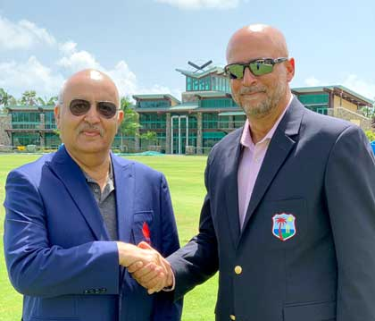 Ricky Skerritt and Ranjit Saini-